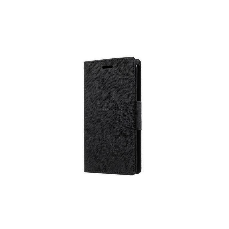 OEM Θήκη Βιβλίο Fancy Για Nokia lumia 640 ΜΑΥΡΗ